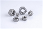 Hex nut,plain